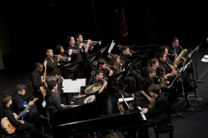 5 Texas A&M Jazz Band in Concert