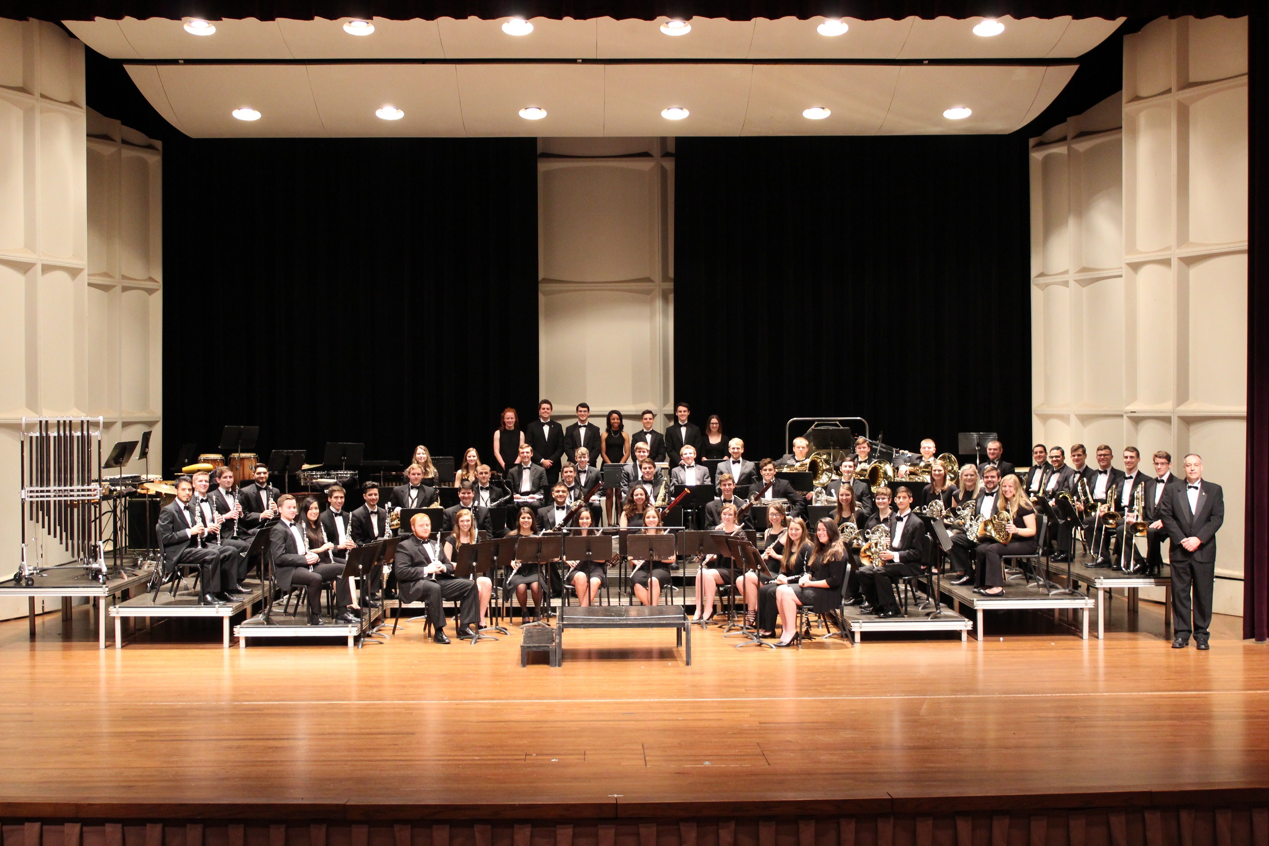 Wind Symphony Concert- Rudder Theatre @ Rudder Theatre