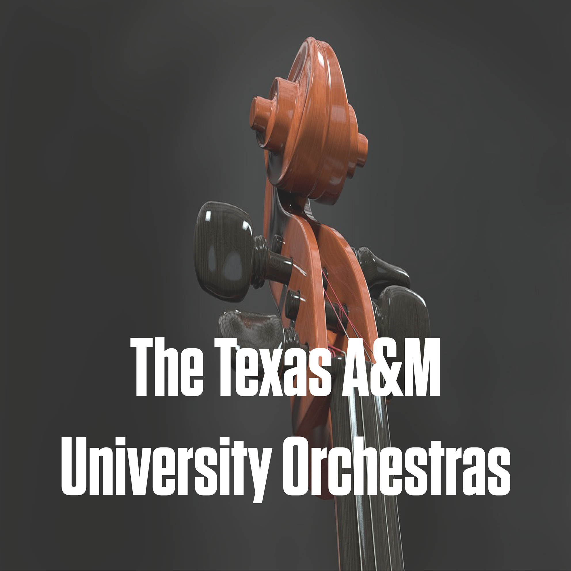 University Orchestras Concert- Rudder Theatre @ Rudder Theatre