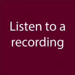 Listen to a recording