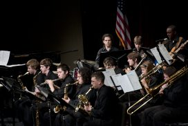 The University Jazz Ensembles