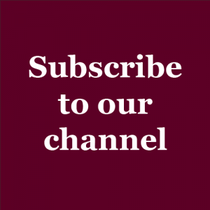 Subscribe to the Corps of Cadets You Tube Channel for our shows.