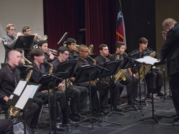 TAMU Jazz Ensembles